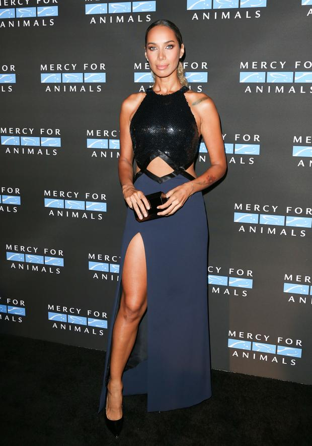 Singer Leona Lewis attends the Mercy For Animals' Annual Hidden Heroes Gala at Vibiana on September 23, 2017 in Los Angeles, California. (Photo by Paul Archuleta/FilmMagic)