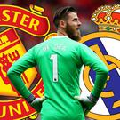 Manchester United are confident of keeping De Gea. Getty