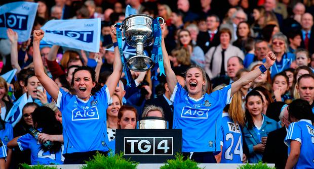 fe9150fdc0ed Dublin ladies top the number of nominations for 2017 TG4 All-Star ...