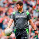 Éamonn Fitzmaurice is set to remain in charge of the Kerry footballers for 2018. Photo: Ramsey Cardy/Sportsfile