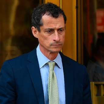 Anthony Weiner. Photo: Getty Images