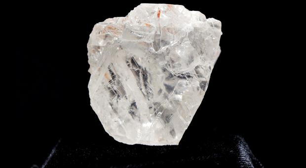 World's largest uncut diamond sells for £40 million