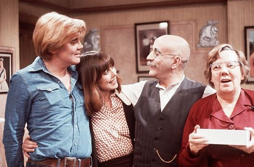 Till Death Us Do Part actor Tony Booth dies at 85