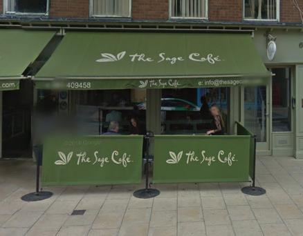 The Sage Cafe (Image via Google Maps)
