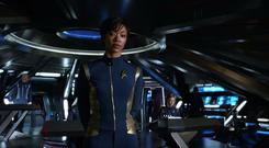 Sonequa Martin Green in Star Trek Discovery