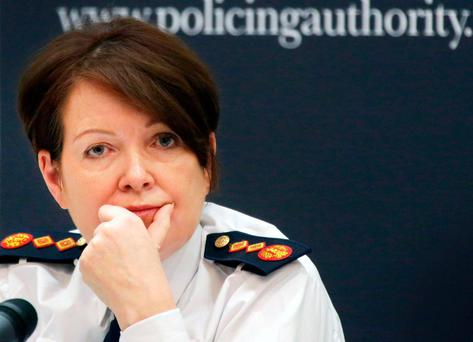 Justice Minister Charlie Flanagan says it is 'crucial a considered recruitment process takes place to find Nóirín O'Sullivan's replacement. Photo: Gerry Mooney