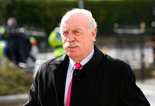 Dermot Desmond's IIU investment vehicle led the funding round. Picture credit; Damien Eagers