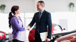 Personal contract plans have soared in popularity, but a boom in new car sales also means there will be a glut of second-hand cars a few years down the line.
