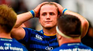 Jamie Heaslip has been left out of Leinster's European squad for the first time in 13 seasons. Photo: Stephen McCarthy/SPORTSFILE
