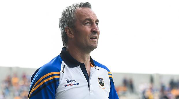 Tipperary manager Michael Ryan. Photo: Stephen McCarthy/Sportsfile