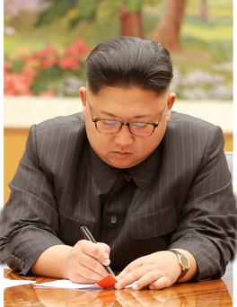 Bellicose statements by Mr Trump and North Korean leader Kim Jong-un in recent weeks have created fears that a miscalculation could lead to action with untold ramifications.
