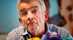 'No more cancellations': CEO Michael O'Leary