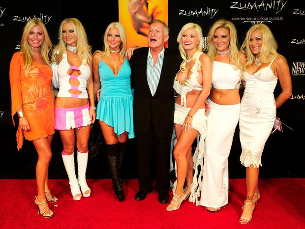 Playboy founder, sex revolutionist Hugh Hefner dies at 91