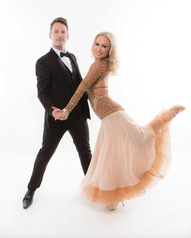 Tristan MacManus and fellow former Strictly Come Dancing star Kristina Rihanoff are gearing up for their tour