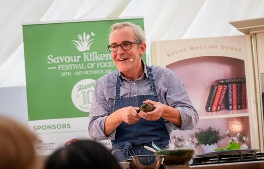 Chef Rory O'Connell