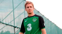 Kevin Doyle back in 2012. Photo: David Maher / Sportsfile