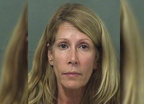 Kathleen Regina Davis was spotted trying to run her daughter's husband over in her car Palm Beach County police
