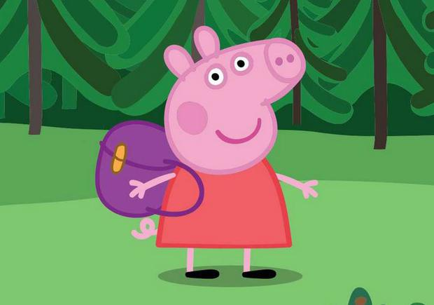 You probably shouldn't show your kids Peppa Pig's terrifying
