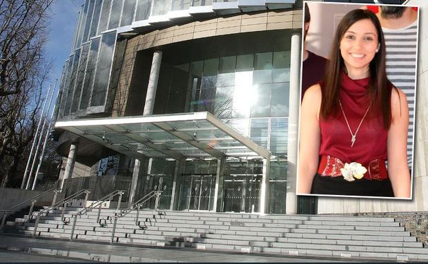 Emma Butt (29), with an address at Riverside Grove, Coolock, Dublin, is accused of harassing her ex-partner between February 1 and May 30 in 2015 at various locations, a court heard.