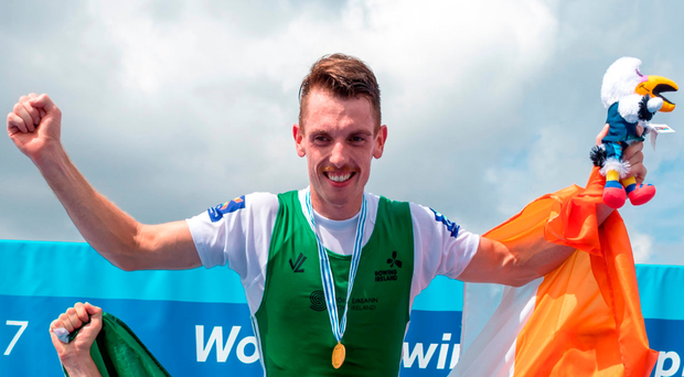 Friday of finals for Irish rowers in Florida