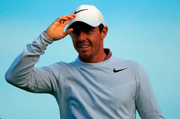 Rory McIlroy suffered a bad viral infection in China 18 months ago which has led to an irregularity in his heart. 'I just need to stay on top of it,' he says.