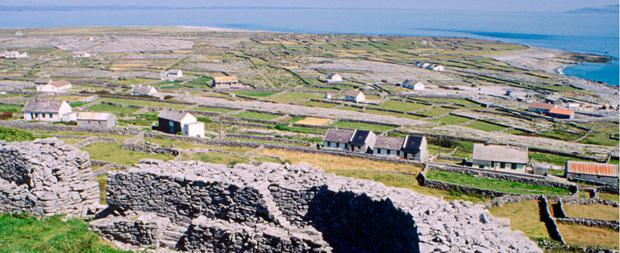 A man's body washed up on Inishmaan