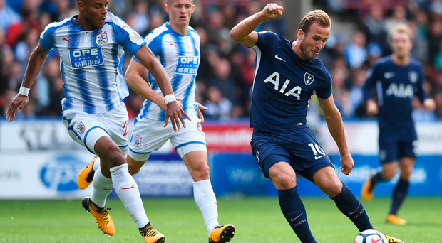 Harry Kane in action for Spurs. Photo: Getty Images