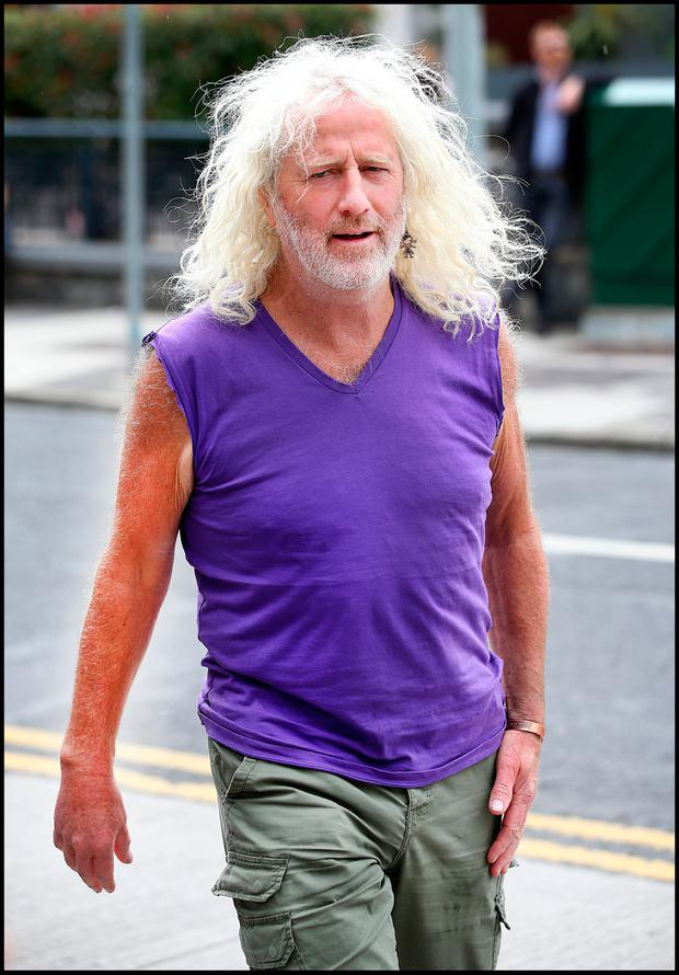 Independent TD Mick Wallace Photo: Steve Humphreys