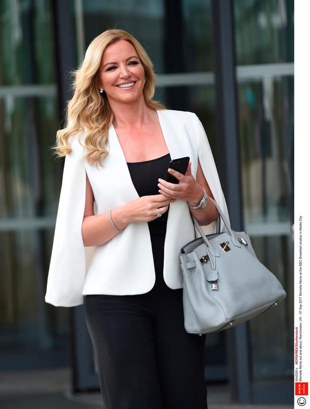 Michelle Mone has made a leap of faith from the world of lingerie to property development
