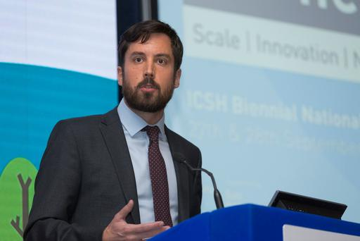 Housing CRISIS: Minister Eoghan Murphy