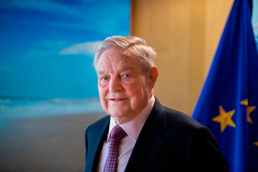 DONATION: George Soros gave $25k to one campaign