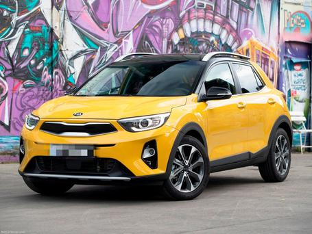 Super Stonic: The 1.4-litre petrol unit returns a sprightly performance from the Korean baby SUV