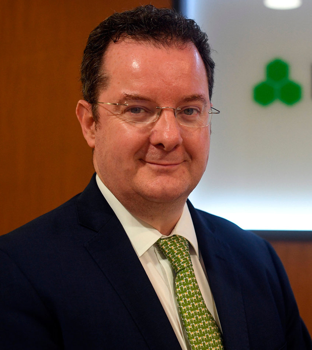 IDA Ireland's head of international financial services Kieran Donoghue Photo: REUTERS / Hannah McKay
