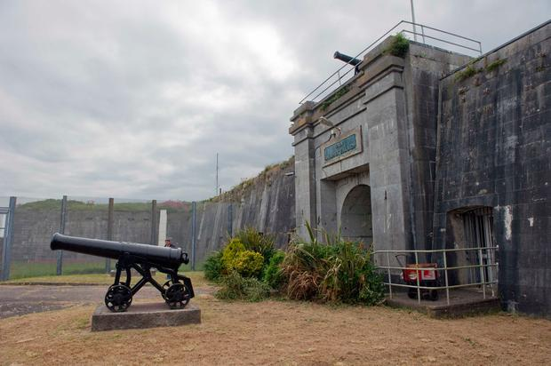 Spike Island has been transformed into a tourist attraction. Photo: Daragh McSweeney/Provision