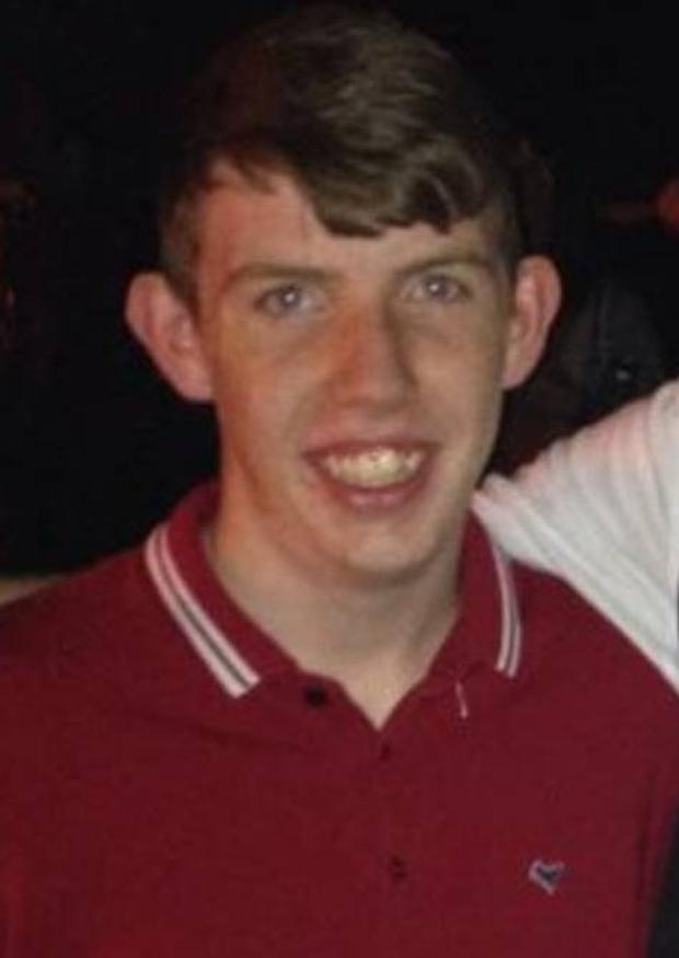 Steven Sunstrum (19), from the Cregagh estate, was critically injured in a car crash which happened at the junction of the Castlereagh and Upper Knockbreda roads at around 9.45pm last Wednesday.