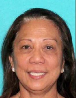 Marilou Danley was being sought by police after a gunman opened fire on the Las Vegas strip
