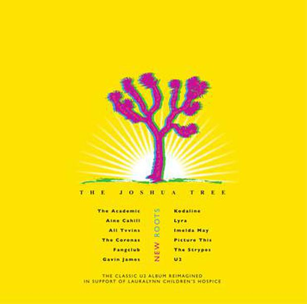 The Joshua Tree - New Roots released Oct 27, Universal Music Ireland