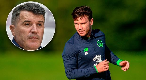 Scott Hogan delighted to be learning from Roy Keane