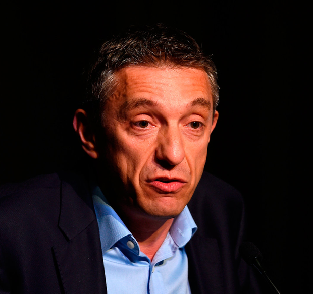 'Gaillard is upbeat about the health of European rugby in its fourth season under new management' Photo: PA