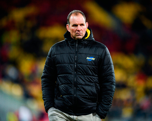 Hurricanes assistant coach John Plumtree Photo: Sportsfile