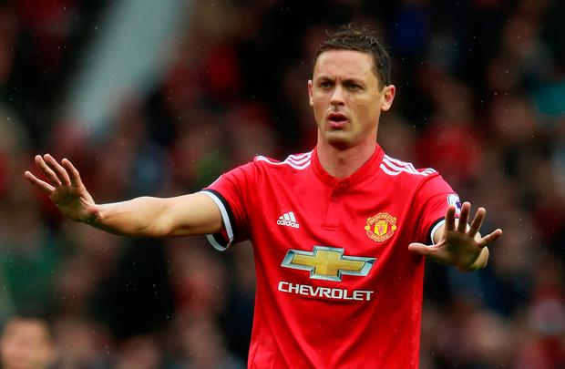 Matic warns Man Utd's rivals that he will get even better