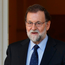 Defiant: Spanish Prime Minister Mariano Rajoy Photo: Getty