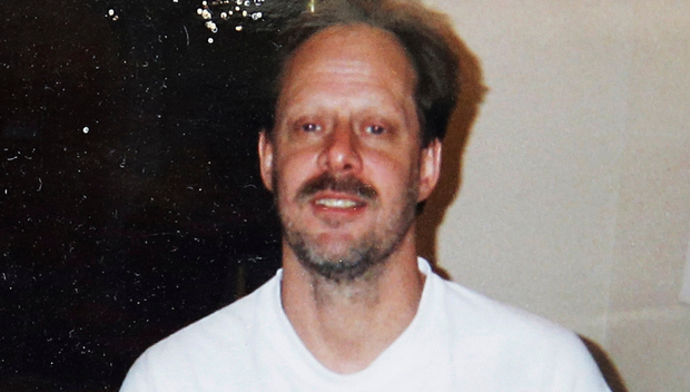 An undated photo of Stephen Paddock Picture: Eric Paddock via AP