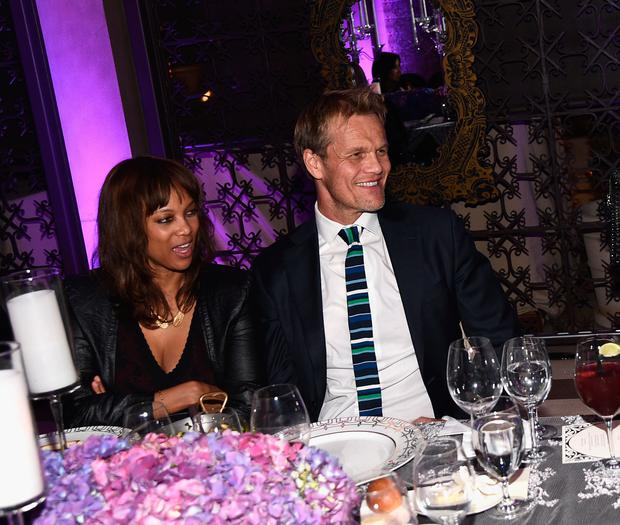 Tyra Banks and her boyfriend, Erik Asla, broke up