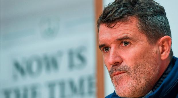 Players fearing injury should play chess, says Keane