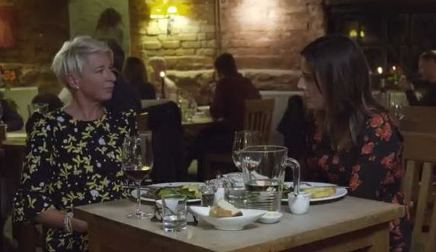 Katie Hopkins, Lucy Kennedy on Living with Lucy, TV3