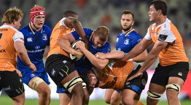 The Cheetahs were comfortable winners over Leinster last month