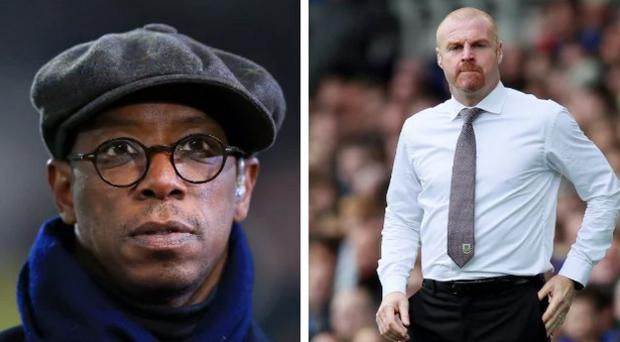 Burnley boss Sean Dyche could replace Arsene Wenger at Arsenal - Ian Wright