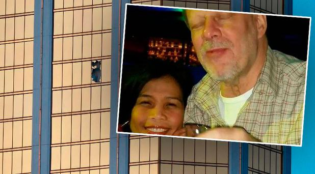 Stephen Paddock wired $100,000 (€84,936) to his girlfriend Marilou Danley in the Philippines last week - authorities