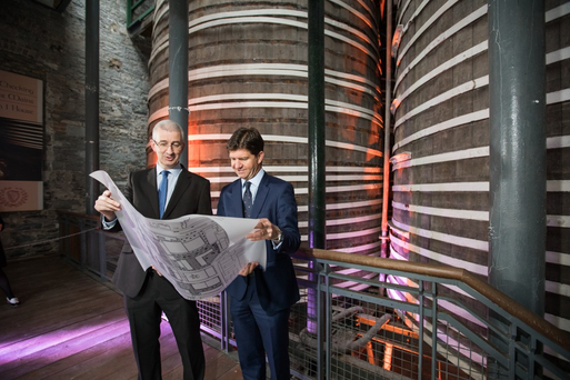 Diageo to redevelop Guinness brewery site in Dublin